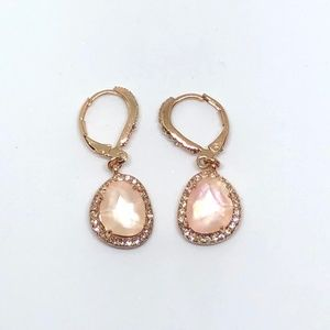 Chloe + Isabel La Vie en Rose Drop Earrings